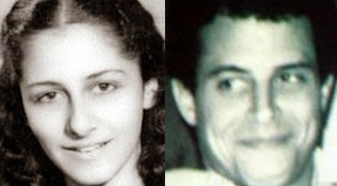 Zamordowana przez Abda Rabo 22 letnia Revital Seri oraz Ron Levy