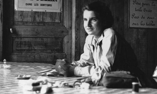 Rosalind Franklin w 1950 r. Podobnie jak Crick, zrozumiała, że DNA ma strukturę podwójnej helisy. Zdjęcie: Vittoria Luzzati/NPG