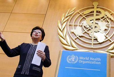 Margaret Chan, która kierowała WHO w latach 2006-2017.