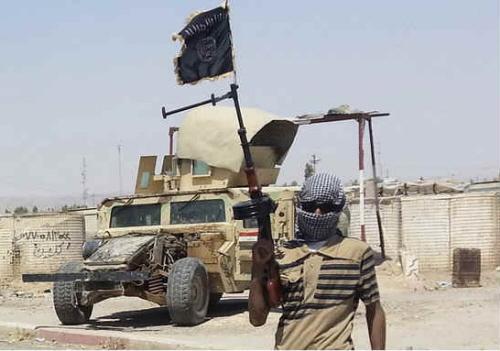 Terroryzm okazał się skuteczną taktyką. Działa. Dlatego został metodą działania ISIS.Zdjęcie: REUTERS
