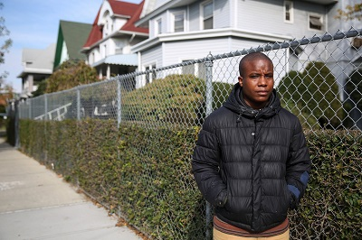 """Tytuł artykułu w NYT:""""Człowiek, który boryka się z problemami psychicznymi i nałogiem oskarżony o przestępstwo nienawiści"""""""
