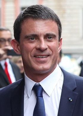 Manuel Valls (zdjęcie z wikipedii)