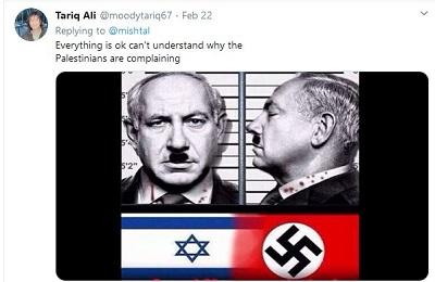 [Wszystko jest OK, nie mogę zrozumieć, dlaczego Palestyńczycy skarżą się.]