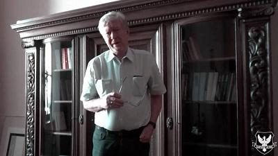 Andrzej de Lazari (Zrzut zekranu zwideo:https://www.youtube.com/watch?v=feTHrVbIe2k)