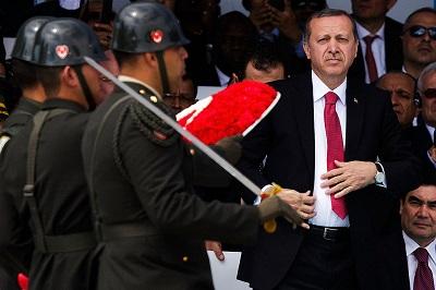 Turecki prezydent Recep Tayyip Erdoğan powiedział, że Turcja \
