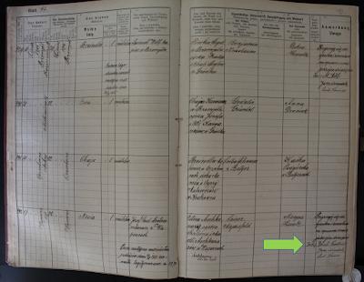 <span>Podczas niedawnej podróży do Polski byłem w stanie odnaleźć fizyczne dowody, że rodzina mojej babki kiedykolwiek istniała: świadectwo jej urodzenia w ratuszu obok kwiecistej kaligrafii polskiego urzędnika, we właściwej kolumnie jest nabazgrany chwiejny podpis 'Jozef'. Jozef Tratner.</span>