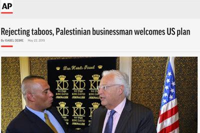 """""""Aktywiści pokojowi"""" opowiedzą ci o całkowitym palestyńskim odrzuceniu planu Trumpa. Ale, jak zwykle, obraz jest bardziej zniuansowany…"""