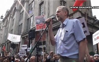 Jeremy Corbyn porównujący Gazę do Stalingradu.