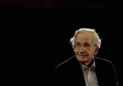 Noam Chomsky. (zdjęcie: REUTERS)