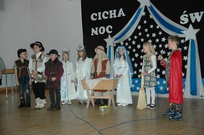 <span>Przedstawienie w Domu Ludowym w Bukowsku w 2017 roku.</span>