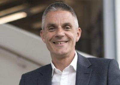 Dyrektor generalny BBC, Tim Davie, zdjęcie via Twitter