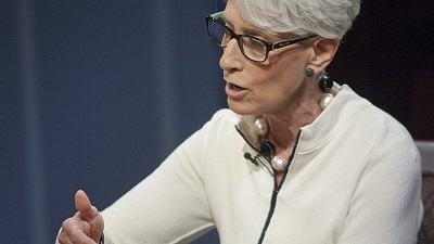 Amb. Wendy Sherman. Credit: Wikimedia Commons.