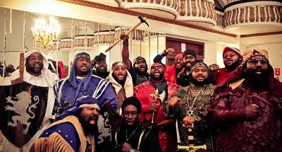 Grupa Czarnych Hebrajskich Izraelitów z Harlemu (Creative Commons)