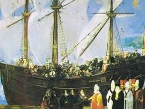 1492 – Żydzi przybywający do Istambułu z Grenady.