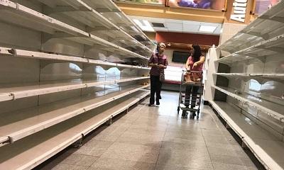 Supermarket w Caracas