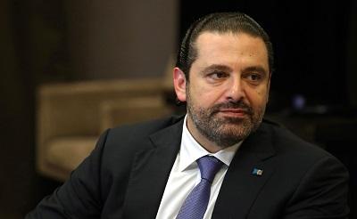 Odchodzący premier Libanu, Saad Hariri. (Zdjęcie: kremlin.ru)