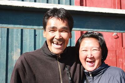 Szczęśliwi Grenlandczycy