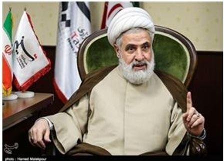 Zastępca sekretarza generalnego Hezbollahu, Naim Kassem (źródło: Tasnimnews, 11 listopada 2014).