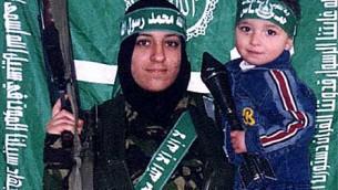 Propagowany obraz matki-Palestynki