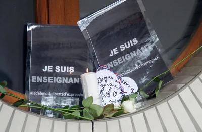 Dlaczego media skupiają uwagę na mordercy zamiast na ofiarach?(zdjęcie: CHARLES PLATIAU / REUTERS)