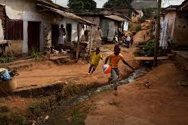 <span>Nie, to nie jest Samuel Umtiti; to są kameruńskie dzieci – te, które nie dotarły do Europy</span>
