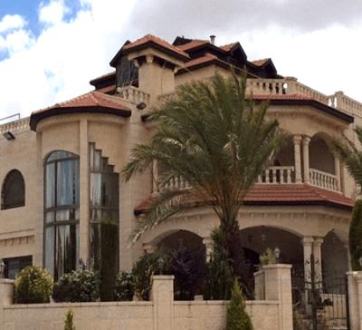 Dom jednorodzinny w Ramallah