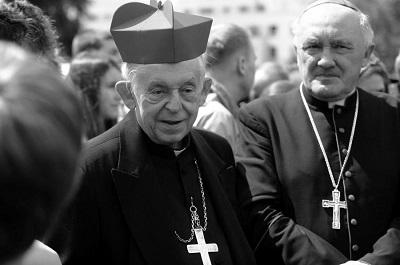 Kardynał Glemp, autor najlepszej (domyślnej) definicji wartości chrześcijańskich: \