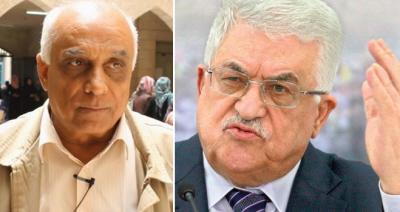 Profesor Abdul Sattar Kassem (po lewej) oczekuje na proces za \