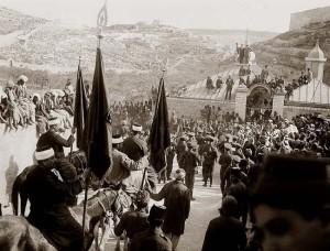 Nabi Musa kwiecień 1920 Jerozolima