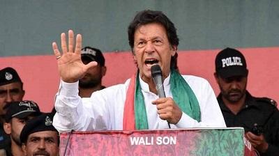 Premier Pakistanu, Imran Khan