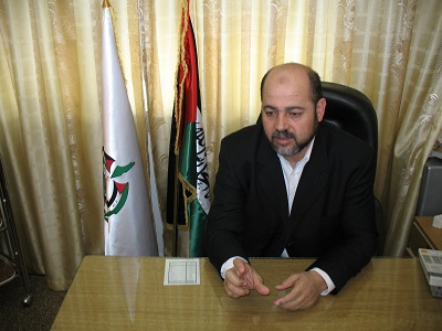 Jeśli Hamas jest przeciwny jakimkolwiek formom współpracy z Izraelem, dlaczego zezwala na wwóz medykamentów z Izraela do Gazy? Ujawniono również, że siostra wysokiego rangą funkcjonariusza Hamasu, Musy Abu Marzouka (na zdjęciu) została przyjęta do szpitala w Izraelu na dwutygodniową kurację na raka. (Zdjęcie Wikipedia)