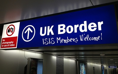 (Source of original Heathrow border image: dgmckelvey/Flickr)
