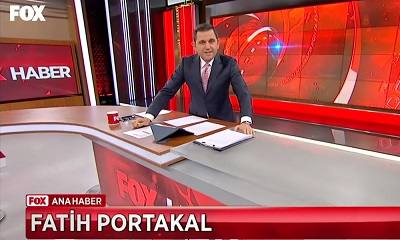 W grudniu prokurator rozpoczął dochodzenie w sprawie znanego dziennikarza z Fox News Turcja, Fatiha Portakala z powodu \