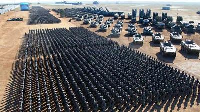 Chińska armia jest nowoczesna i świetnie wyszkolona. (Zdjęcie: US Department of Defense)