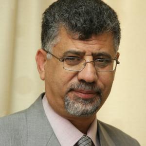 Ibrahim Ghuraibeh (Zdjęcie: Mominoun.com, 15 października 2015)