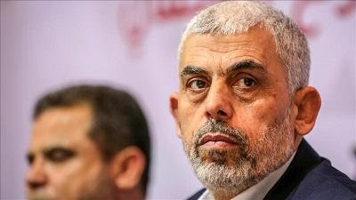 2 kwietnia przywódca Hamasu, Jahja Sinwar groził: \