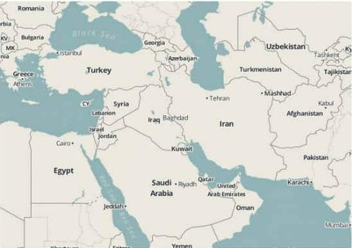 Wymazywanie Izraela Z Mapy Listy Z Naszego Sadu