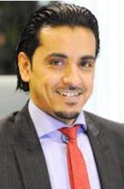 Salman Al-Dosari (zdjęcie: Al-Sharq Al-Awsat, Londyn, 13 lipca 2014)