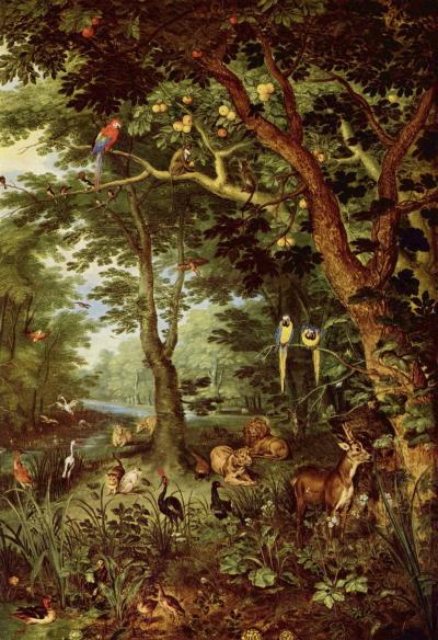 Raj Jana Bruegela (starszego)