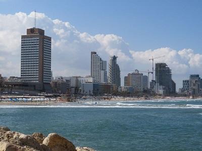 <div>Plaża w Tel Awiwie</div>