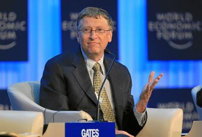Filantrop i współzałożyciel Microsoftu, Bill Gates, powiedział niedawno w wywiadzie: \