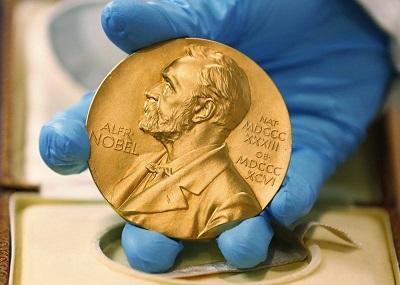 Złoty medal Nagrody Nobla | File photo: AP