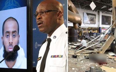 """Po terrorystycznym zamachu na dwóch kanadyjskich żołnierzy w zeszłym tygodniu w Toronto (zdjęcie po lewej), media wolały nie publikować słów zamachowca """"Allah kazał mi to zrobić"""". Po wczorajszym zamachu w Brukseli media natychmiast ściągnęły """"ekspertów"""" analizujących motywy działania napastników. Nie ma tu już nic do analizowania. Sprawa jest prosta – toczy się wojna przeciwko nam."""