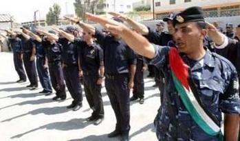 Palestyńskie pozdrowienie