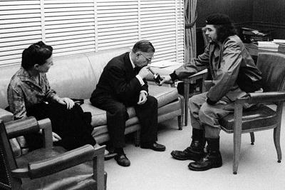Sartre i Che Guevara.