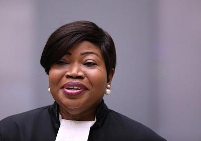 ICC, Fatou BensoudaGłówna prokurator ICC