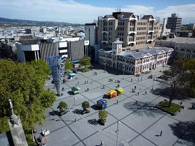 Christchurch, Nowa Zelandia. (Zdjęcie: Andrew Cooper/Wikimedia Commons)