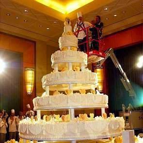 Worlds Larest Cake