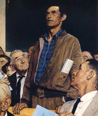 Przez pokolenia wychowywano Amerykanów, by widzieli solidną debatę jako coś zasadniczego dla zdrowia demokracji. Czy to jest nadal prawdą?