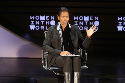 Gdyby nie prawdziwe wojowniczki feministyczne, takie jak Phyllis Chesler, Ayaan Hirsi Ali i Azar Nafisi, muzułmańskie kobiety na całym świecie czułyby się całkowicie opuszczone i zdradzone, i miałyby po temu powód. Na zdjęciu: Ayaan Hirsi Ali, 7 kwietnia 2016. (Zdjęcie: Jemal Countess/Getty Images)<br />